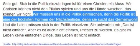 2017-05-18_radiovatikan_papst-franziskus_politik-eine-der-hoechsten-formen-von-naechstenliebe
