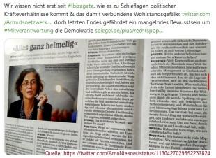 2019-05-20_tweet_zu_spiegel_cornelia-koppetsch_Mitverantwortung-der-tonangebenden-Kosmopoliten