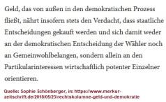 2019-05-27_Merkur_Sophie-Schoenberger_Geld-und-Demokratie