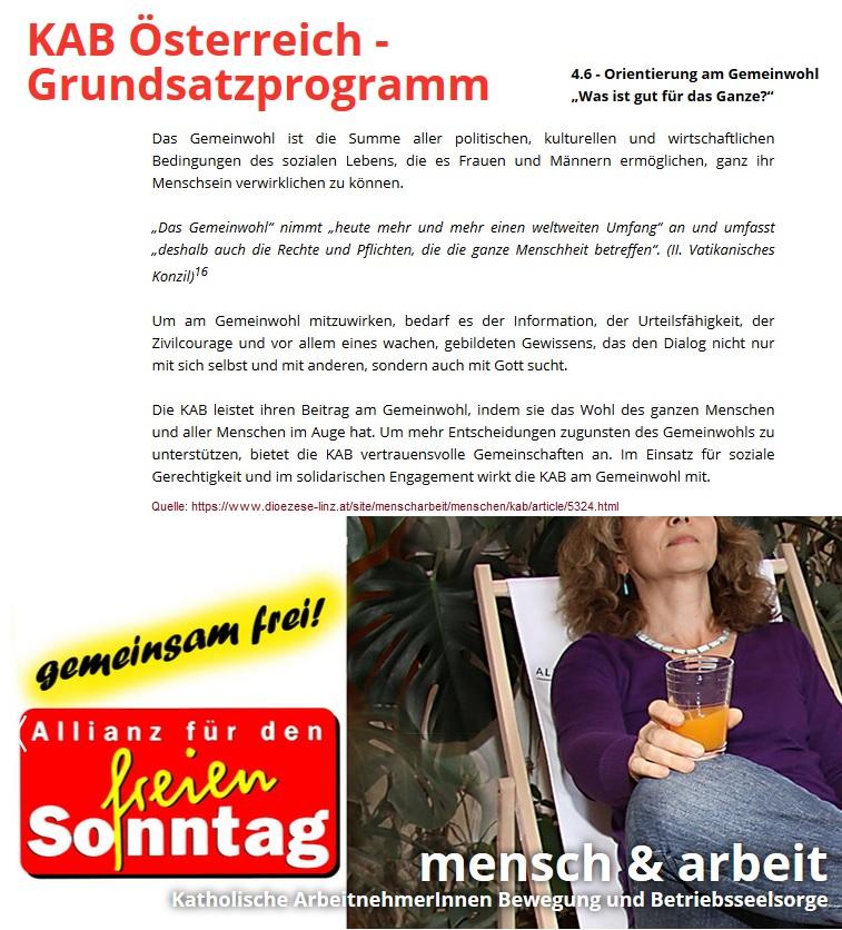 2020-02-04_KAB-Oesterreich_Grundsatzprogramm-2001_Gemeinwohl