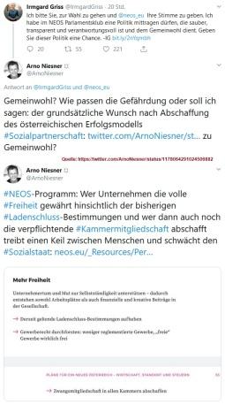 2019-09-29_tweet_irmgard-griss-wirbt-mit-gemeinwohl