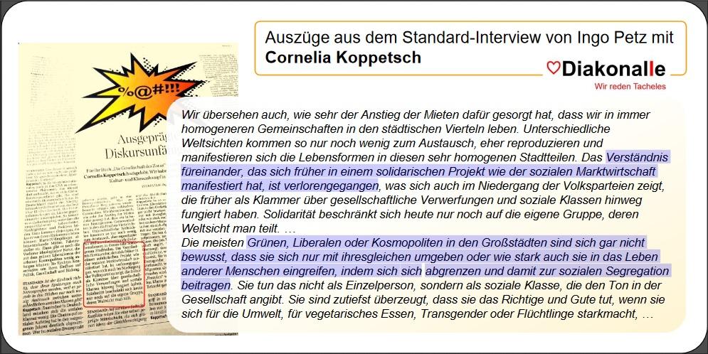 2019-09-08_Standard-Interview_Cornelia-Koppetsch_Gruene-und-Kosmopoliten-tragen-zur-Segregation-bei
